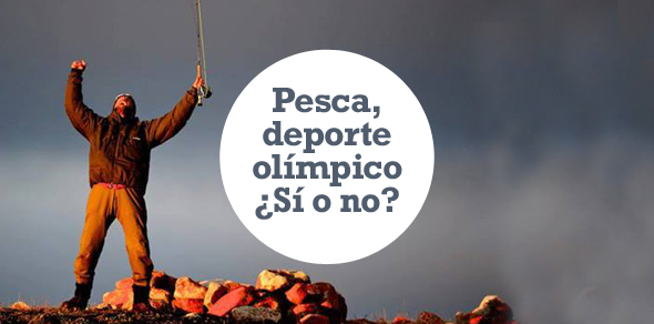 A debate: ¿debería ser la pesca deporte olímpico?