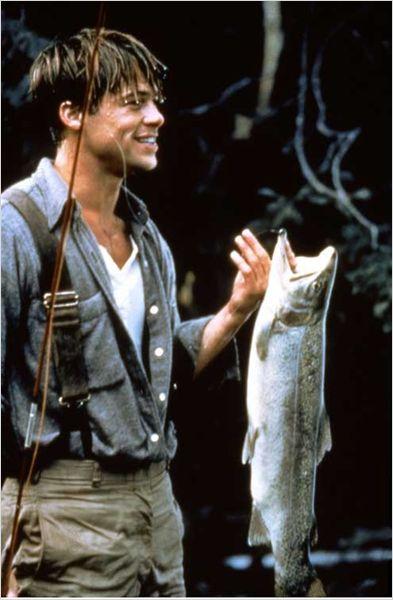 Pesca deportiva y cine: El río de la vida.