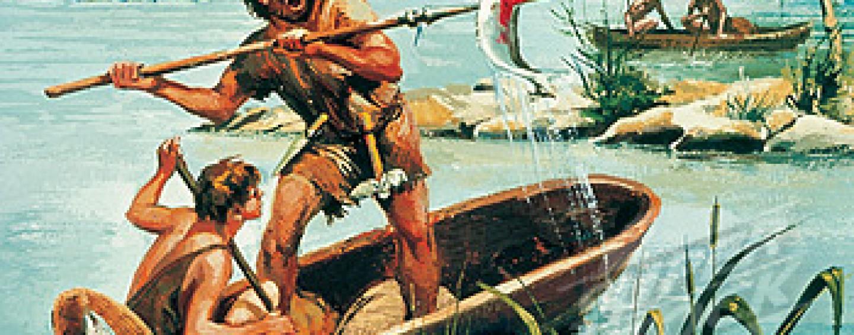 Los orígenes de la pesca deportiva