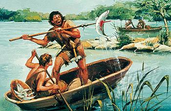 La historia de la pesca deportiva.