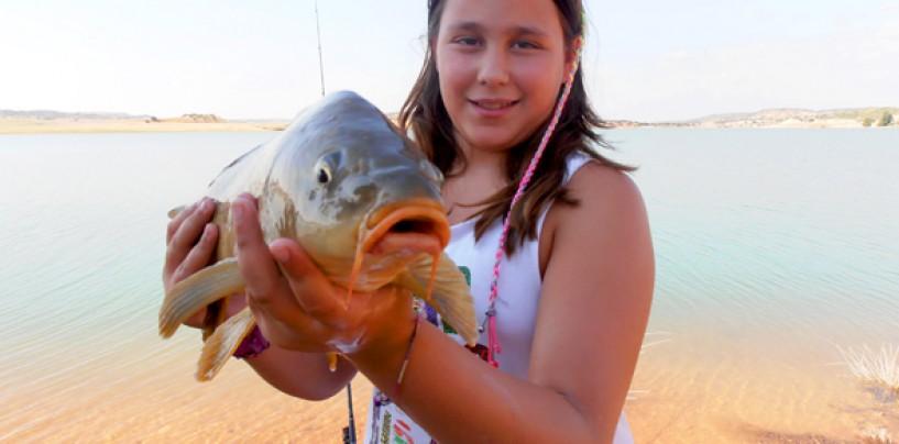 Trucos para pescar carpas a fondo cebador y con clip