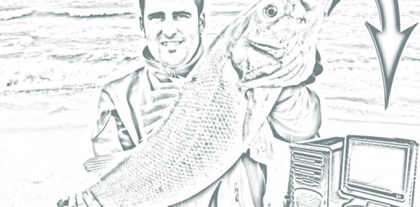 ¿Cómo almacenar los datos de tus jornadas de pesca?