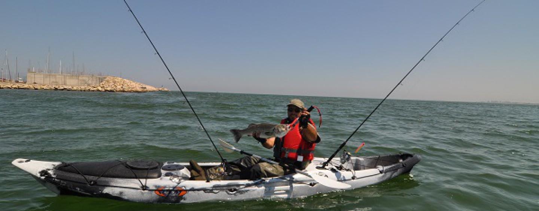 Razones por las que iniciarse en la pesca desde kayak