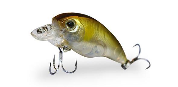 señuelo crankbait MC-1 SS Maria, premio del ganador del concurso de fotos de pesca