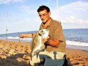Vídeo de pesca: ¿cómo pescar una dorada a surfcasting?