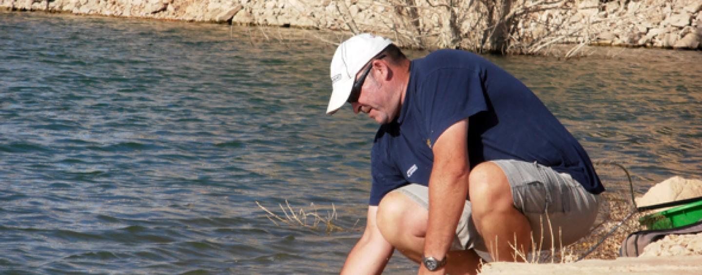 Pesca de carpas a la inglesa para principiantes. El montaje