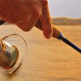 Vídeo de pesca: ¿cómo poner el hilo en el carrete correctamente?