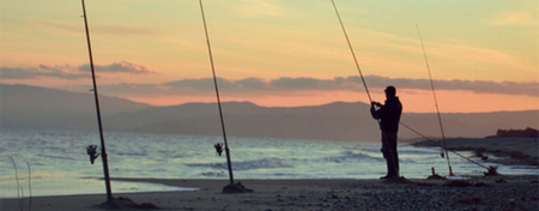 Elementos importantes en la práctica de pesca surfcasting