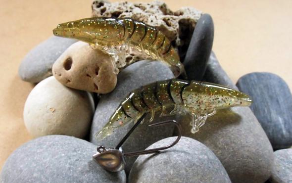 Señuelos para la pesca rockfishing
