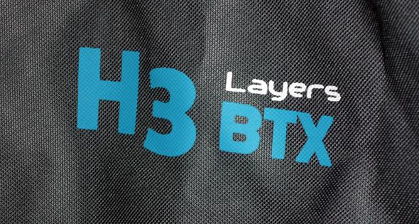 Detalle del Vadeador Seland H3BTX Duerna