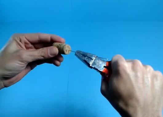 fabricación de boyas de pesca caseras