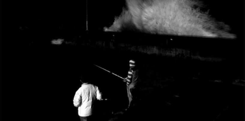 ¿Cómo afrontar una noche de pesca invernal en el mar con éxito?