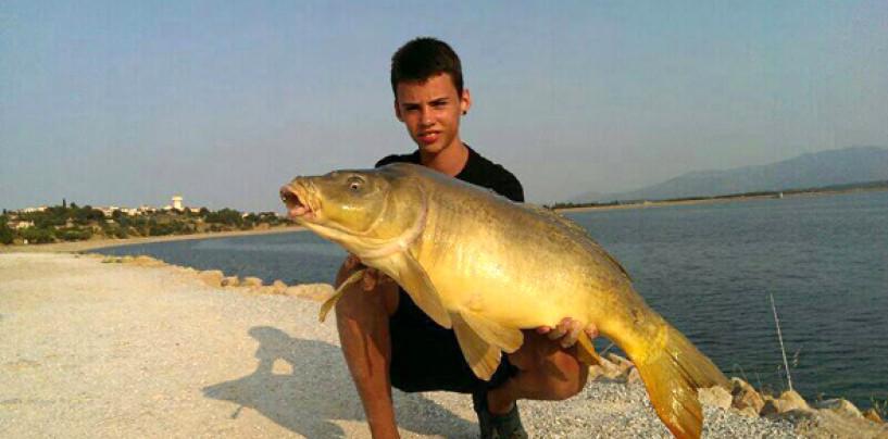 El ganador de nuestro concurso de fotos de pesca es…