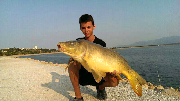 Oriol Vilamú es el ganador de nuestro concurso de fotos de pesca.
