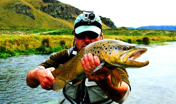 Vídeo: pesca a mosca en Nueva Zelanda