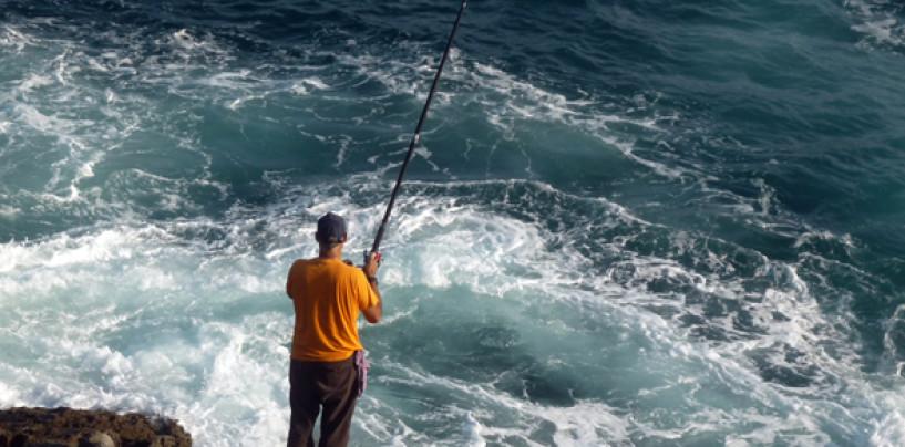 Hay que tener moral para ir de pesca