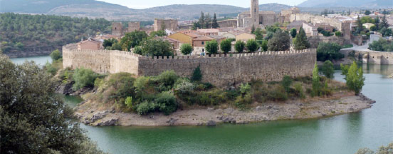 Pesca en el valle del Lozoya