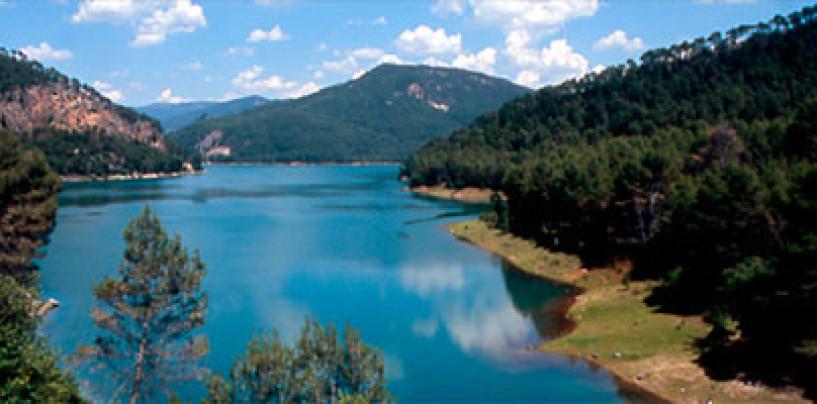 Pesca en el Parque Natural de las Sierras de Cazorla, Segura y Las Villas