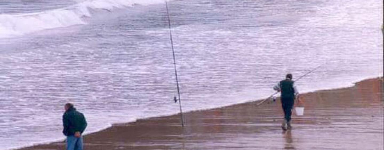 De pesca en Pontevedra hasta O Grove, 6 modalidades en 30 kilómetros