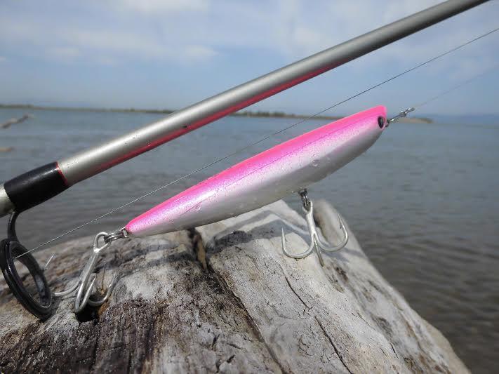 pesca de lubinas con paseante