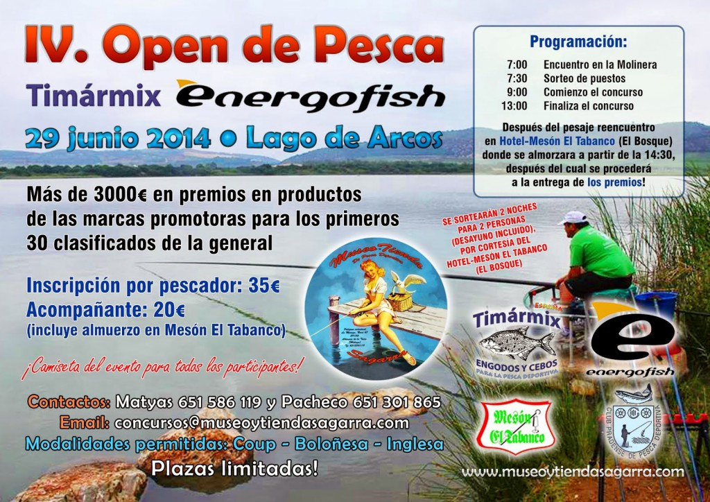 IV Open de pesca Timármix