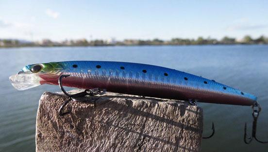 pescar con minnows