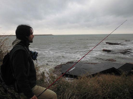Donden pescar con minnows slow sinking