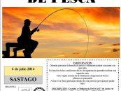 Campamento comarcal de pesca en Sastago