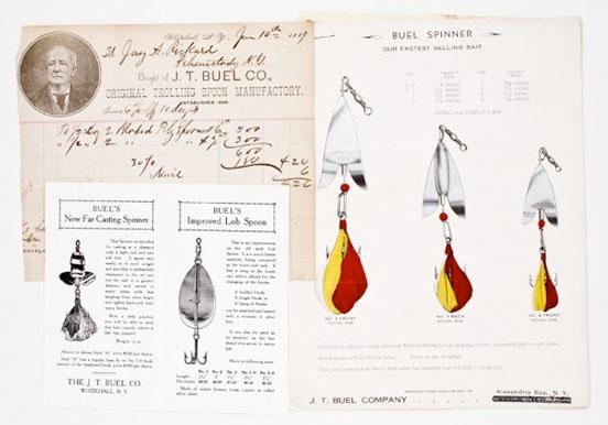 La pesca con cucharilla por Julio Thompson Buel