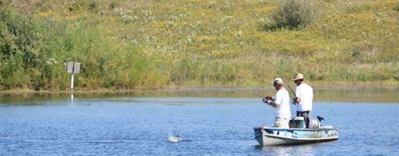 La pesca con cucharilla, no es sólo para truchas
