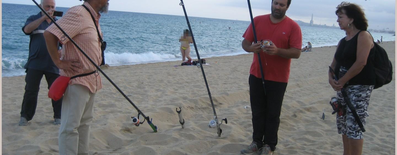Consejos de como montar un curso de pesca
