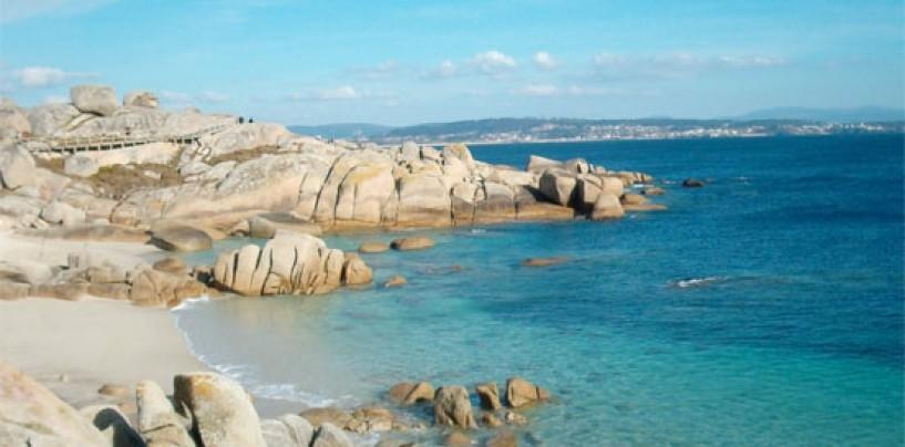 Lugares de pesca: San Vicente do Mar, Pontevedra