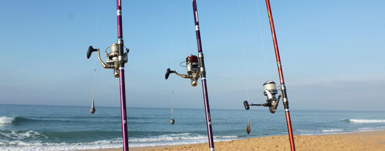 Plomos de surfcasting. Características y elección
