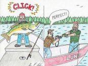 El pescador: ¿mentiroso y/o exagerado?