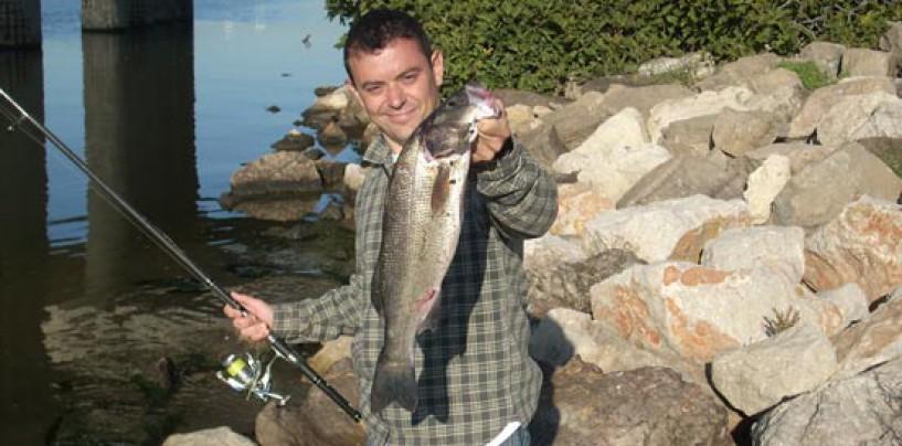 Lugares donde lanzar los señuelos para la pesca a spinning marino