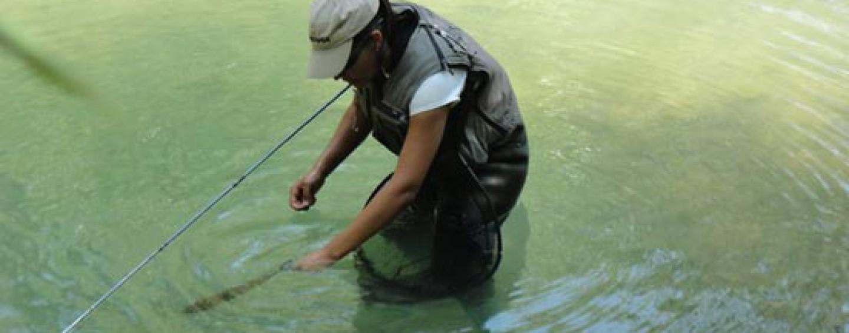 ¿Pesca tradicional o pesca sin muerte? Todas son compatibles