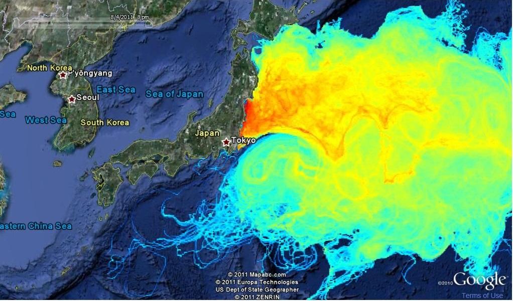 Fukushima y la pesca deportiva