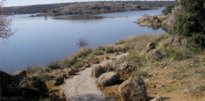 La pesca en el embalse de Guajaraz (Toledo)