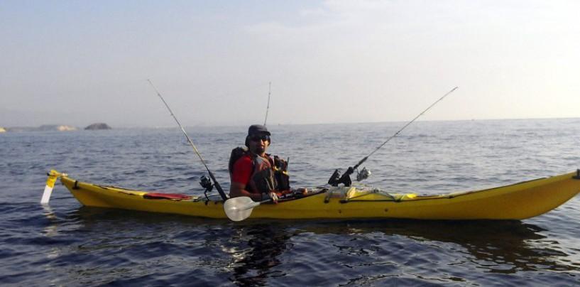 Como elegir un kayak de pesca que se adapte a tus necesidades