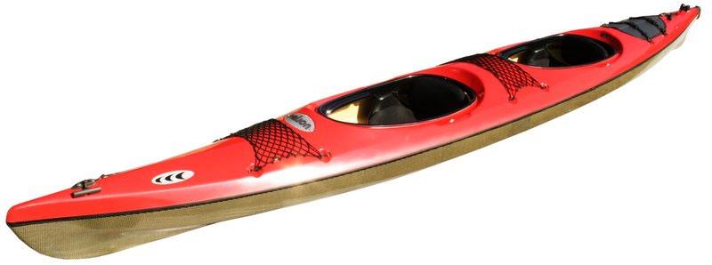 kayak de pesca de KEVLAR CARBONO
