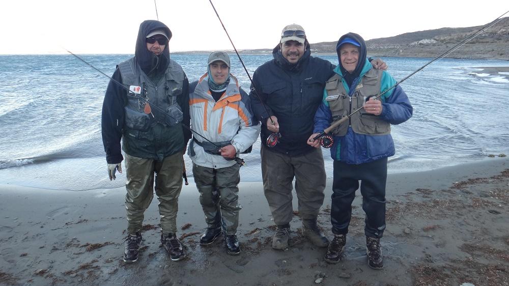 Pesca en el Lago Stroguel 7