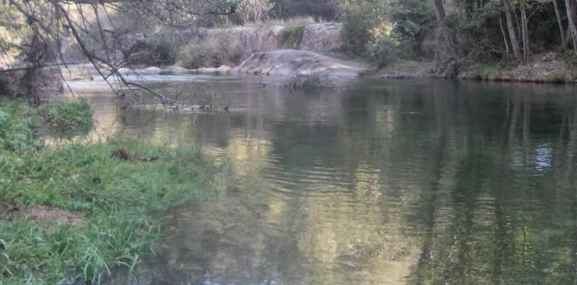 Tramos de pesca para la pesca fluvial, como diferenciarlos