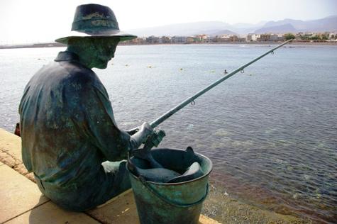 el arte y la pesca