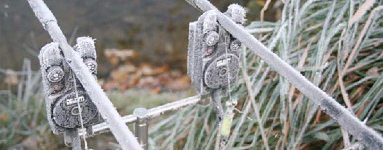 Cómo aumentar el éxito de nuestras jornadas de carpfishing en invierno