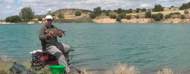 Como afrontar una temporada de carpfishing en aguas poco profundas