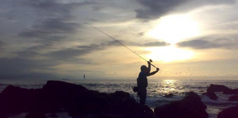 En la pesca de lubinas no siempre se gana