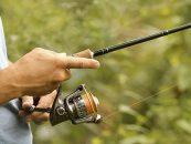 Pesca con cucharilla en cotos intensivos