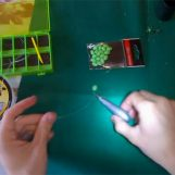 Como montar un aparejo para dorada con plomo corredizo