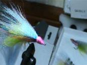 Moscas para pesca en el mar: Montaje de imitación de pez pasto