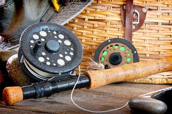 pesca a mosca en La Rioja